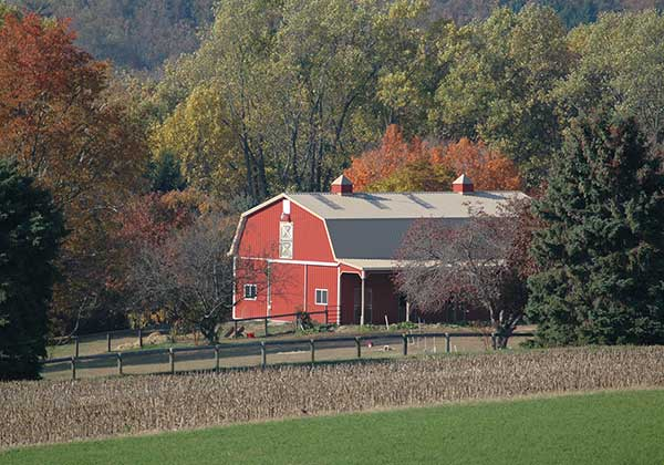 Cecil County Barn