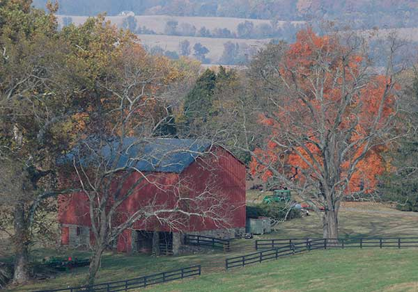 Harford County Barn